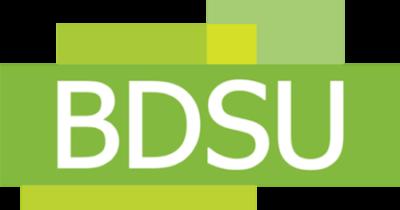 Das Logo des BDSU, des Bundesverbands Deutscher Studentischer Unternehmensberatungen