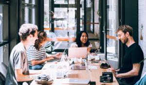Neubau einer Coworking Space